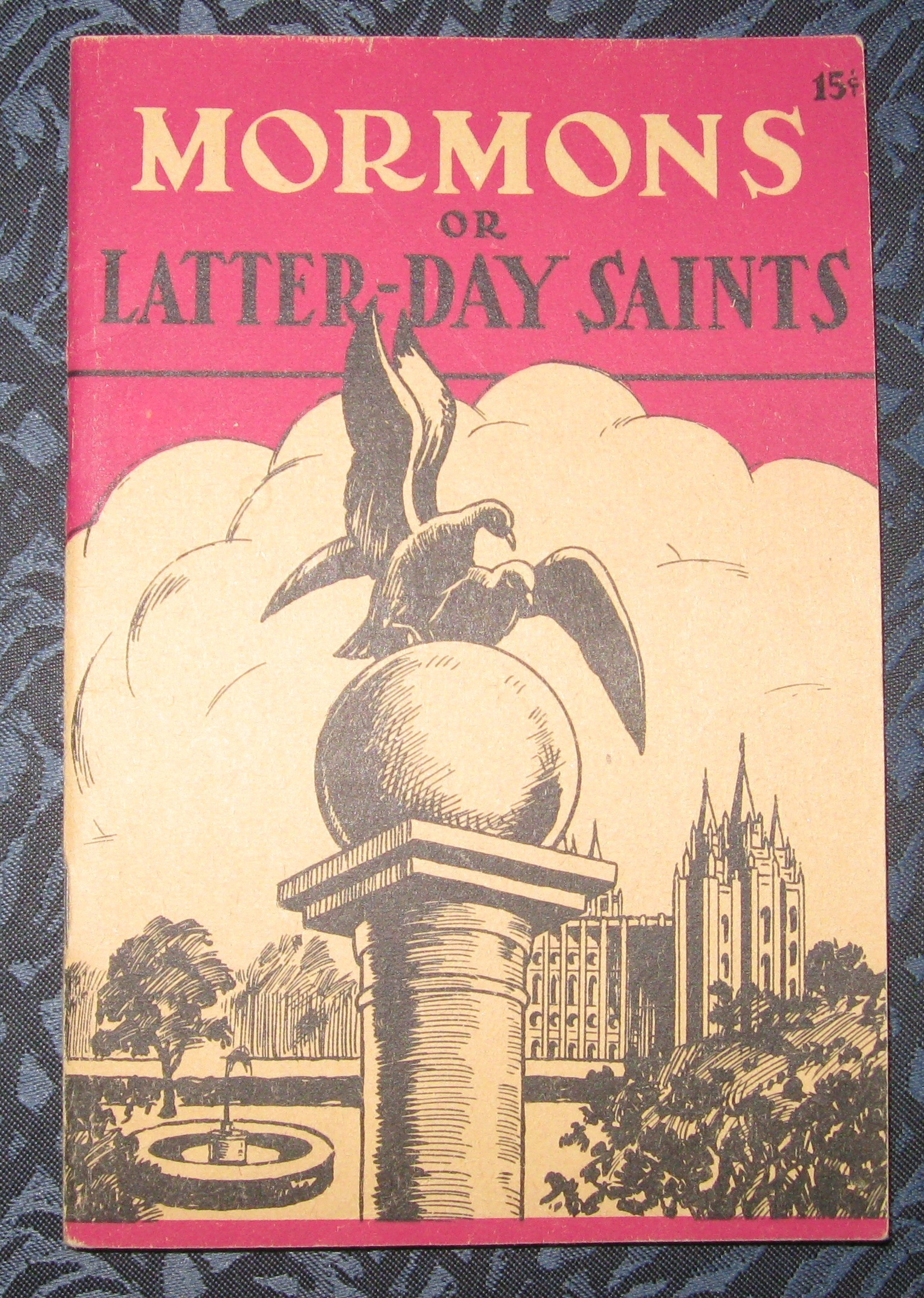 THE MORMONS OR LATTER-DAY SAINTS, Rumble, Rev. Dr. L.
