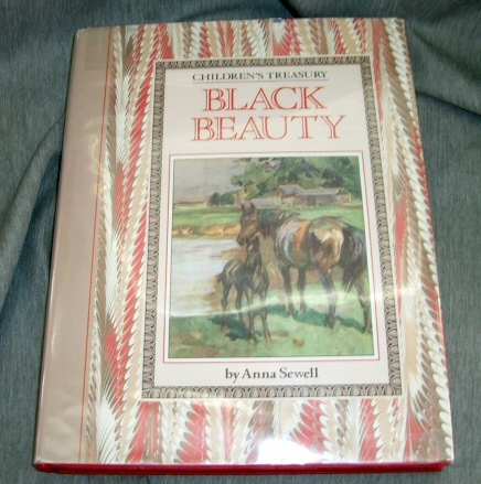 CHILDREN'S TREASURY  Black Beauty, Sewell, Anna