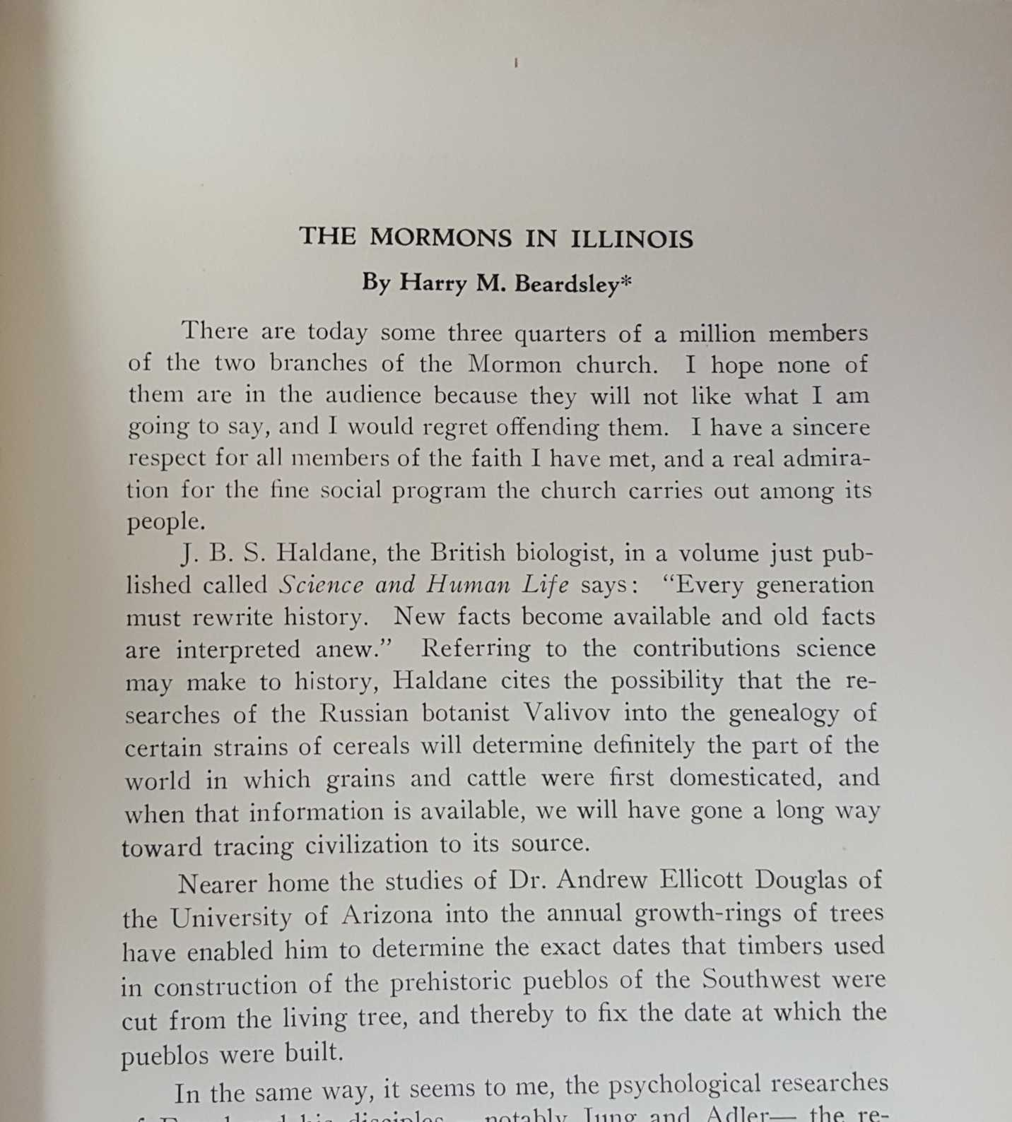 Image for TIONS OF THE ILLINOIS STATE HISTORICAL SOCIETY FOR THE YEAR 1933, PUBLICATION #40