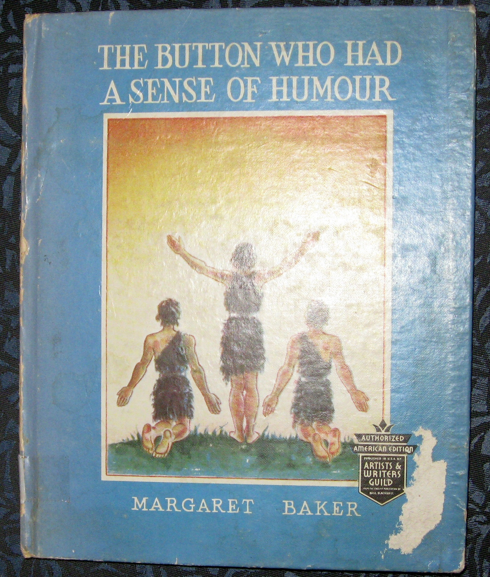 THE BUTTON WHO HAD A SENSE OF HUMOR, Baker, Margaret