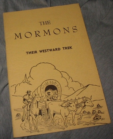 THE MORMONS -  Their Westward Trek, Carter, Kate B.