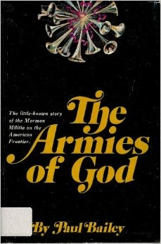 THE ARMIES OF GOD, Bailey, Paul