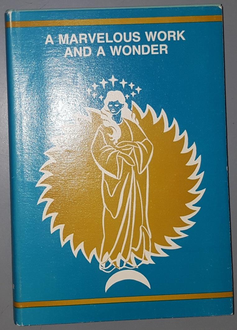 A Marvelous Work and a Wonder, MacGregor, Daniel