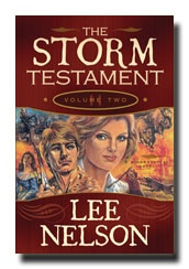 THE STORM TESTAMENT - Vol II -, Nelson, Lee