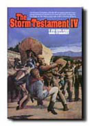 THE STORM TESTAMENT - Vol IV -, Nelson, Lee