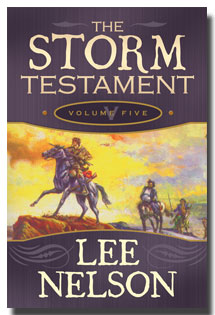 THE STORM TESTAMENT - Vol V -, Nelson, Lee