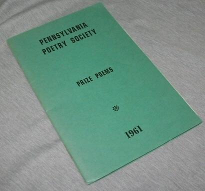Pennsylvania Poetry Society - Prize Poems, Pennsylvania Poetry Society