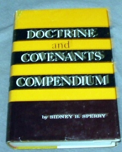 Image for DOCTRINE AND COVENANTS COMPENDIUM