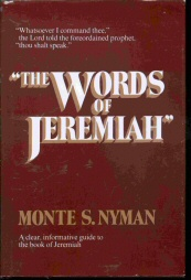 Image for THE WORDS OF JEREMIAH