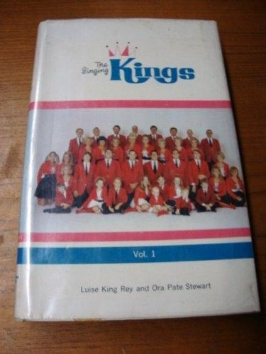 THE SINGING KINGS, Rey, Luise King and Ora Pate Stewart