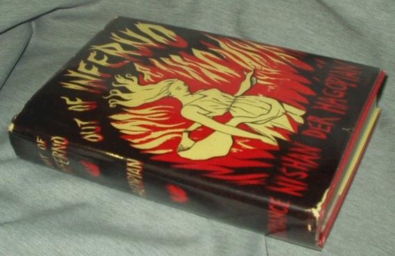 OUT OF INFERNO - A Novel of Armenia, Hagopian, Captain Nishan Der