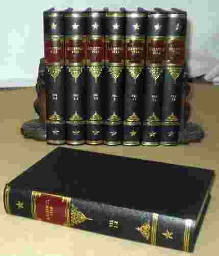 MILLENNIAL STAR - HARDCOVER - MORMON - 1841 - 1842 - Vols 1-2