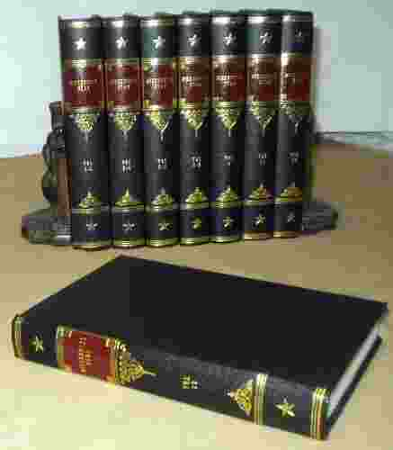 MILLENNIAL STAR - HARDCOVER - MORMON - 1848 - Vol 10