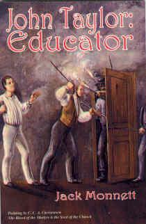 John Taylor - Educator, Monnett, Jack