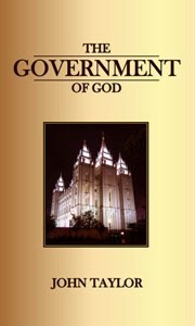 The Government of God, Taylor, John