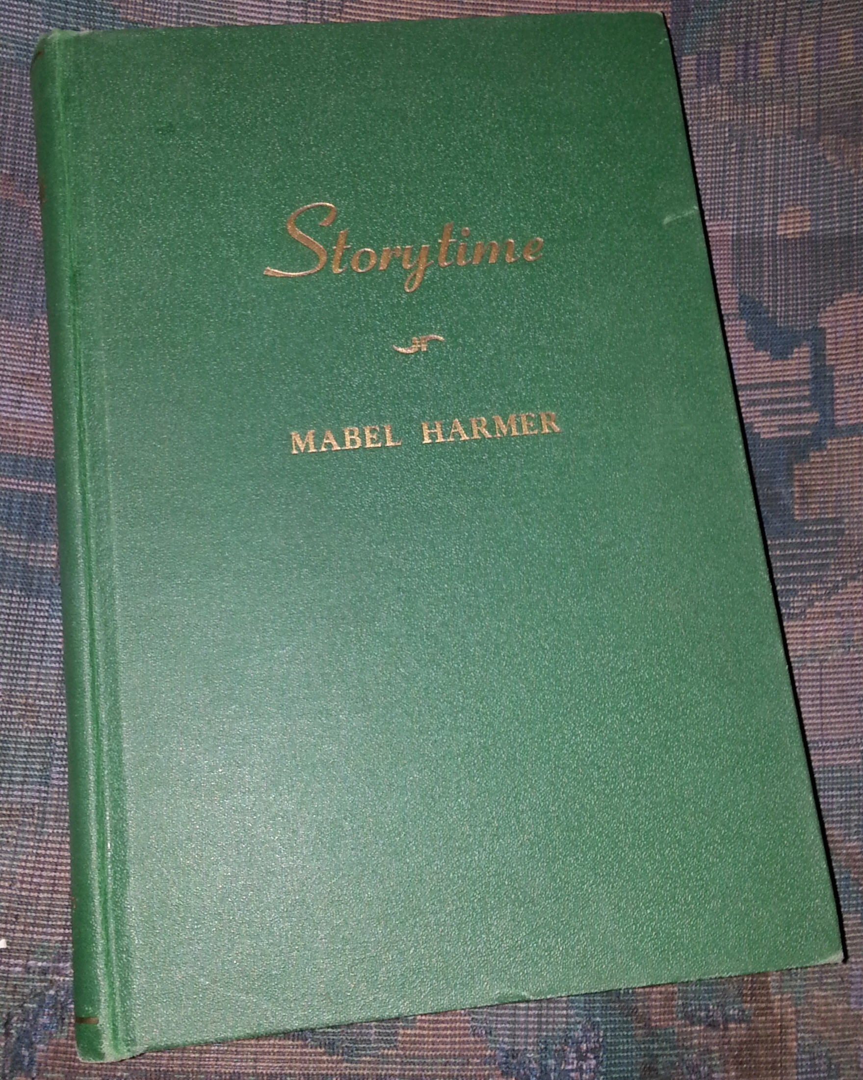 STORYTIME, Harmer, Mabel