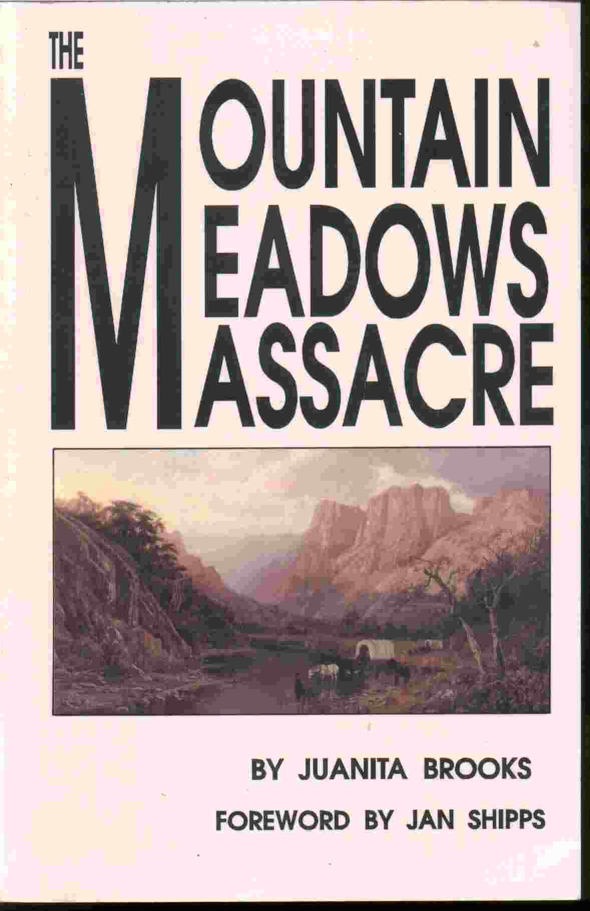 The Mountain Meadows Massacre, Brooks, Juanita