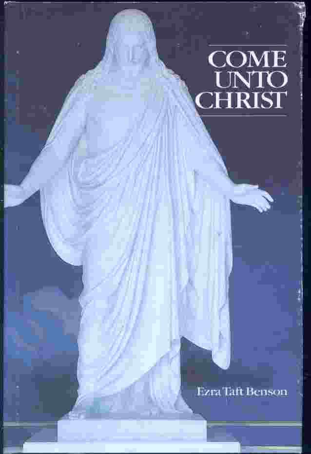 Image for COME UNTO CHRIST