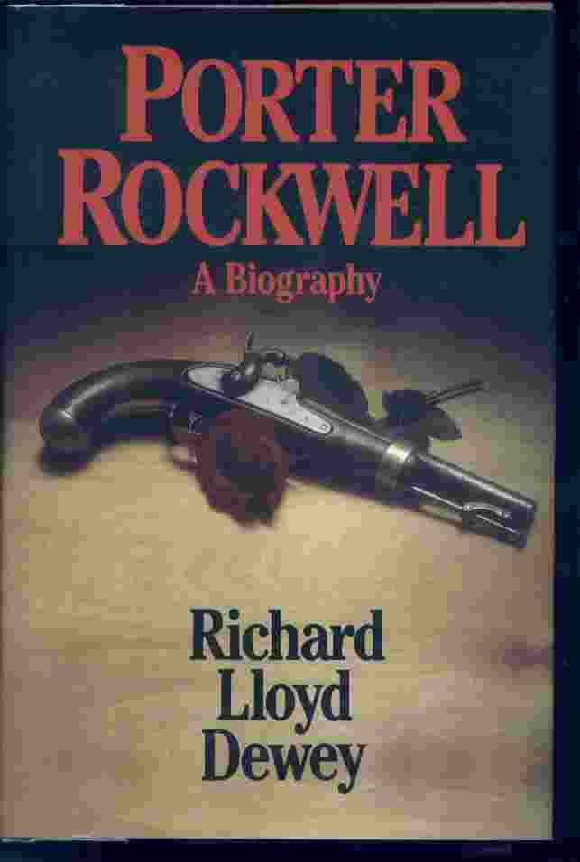 Image for PORTER ROCKWELL - A Biography