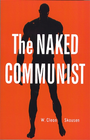 Image for THE NAKED COMMUNIST