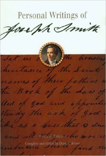THE PERSONAL WRITINGS OF JOSEPH SMITH, Jessee, Dean C. (compiler and editor) and Joseph Smith