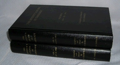 THE SEVENTY'S COURSE IN THEOLOGY - VOLS 1-5 - Bound in 2 Vols., Roberts, B. H.