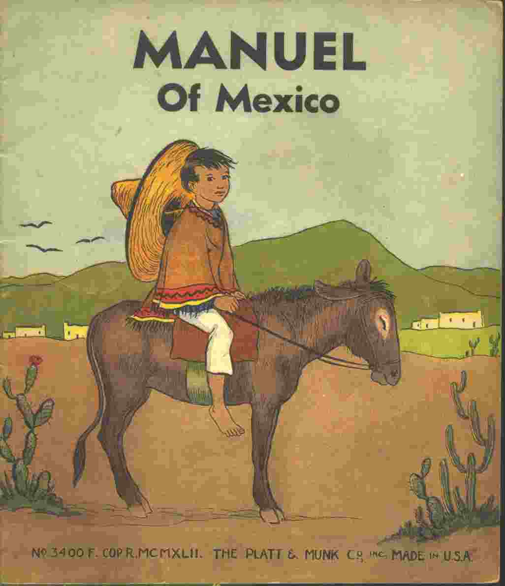 MANUEL OF MEXICO - 3400F