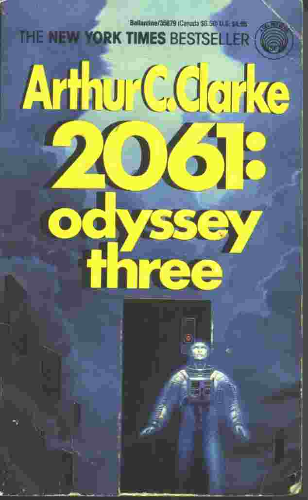 2061  Odyssey Three, Clarke, Arthur C.