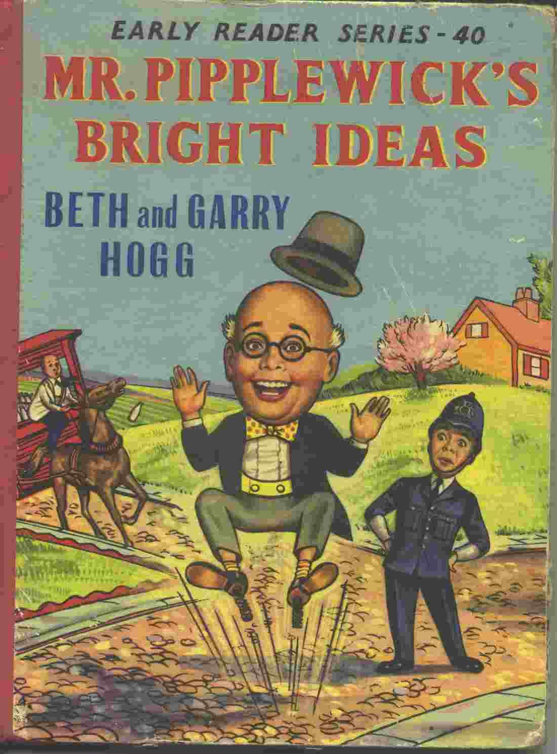 Image for MR. PIPPLEWICK'S BRIGHT IDEAS