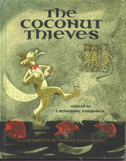 COCONUT THIEVES, Fournier, Catharine