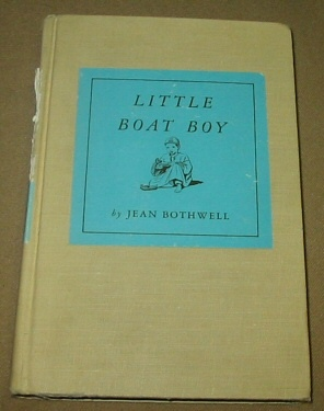 LITTLE BOAT BOY, Bothwell, Jean