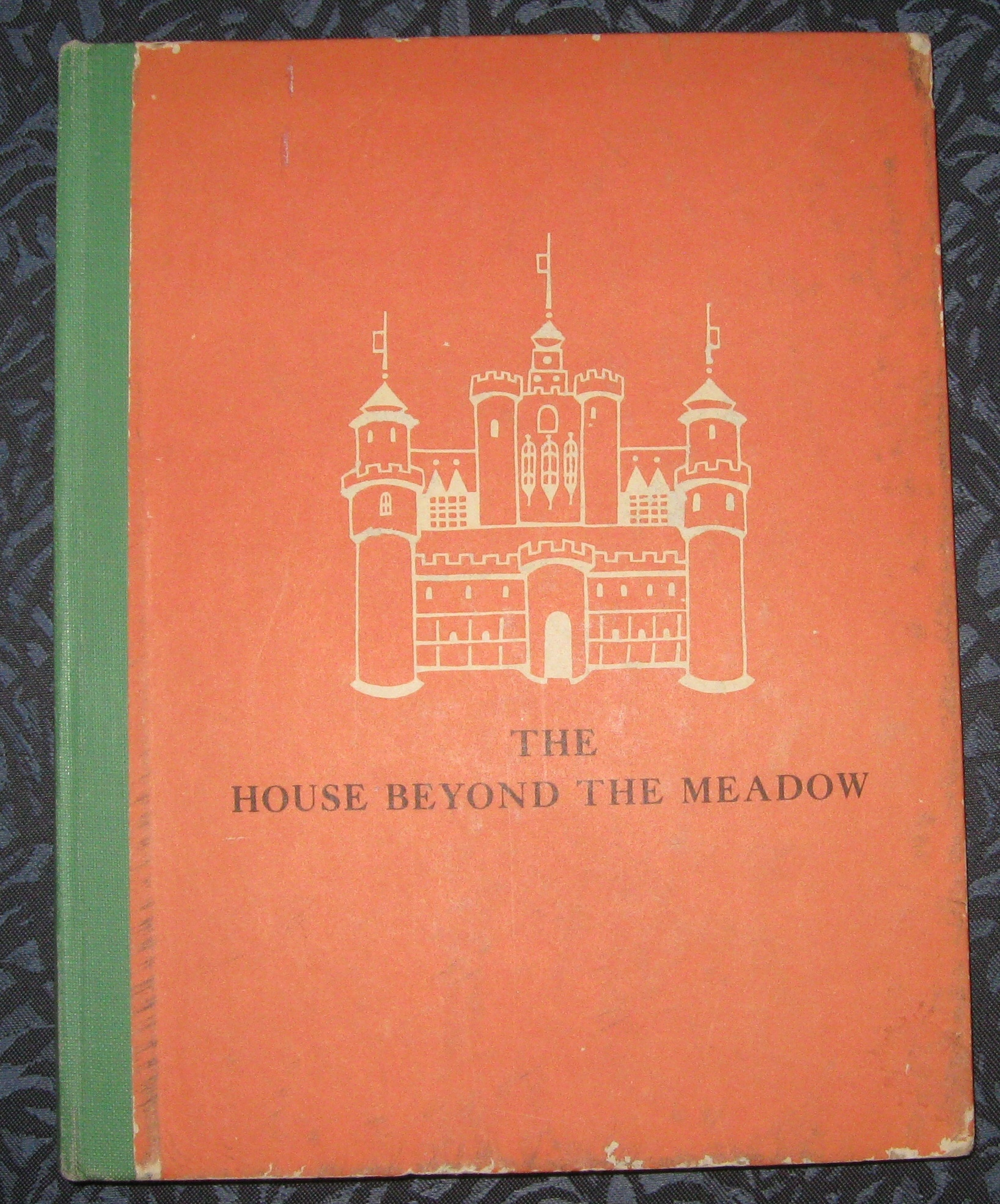 THE HOUSE BEYOND THE MEADOW, Behn, Harry