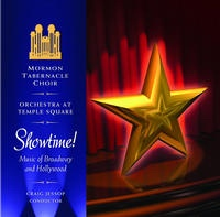 Showtime! (Music Cd) - Mormon Tabernacle Choir, Mormon Tabernacle Choir
