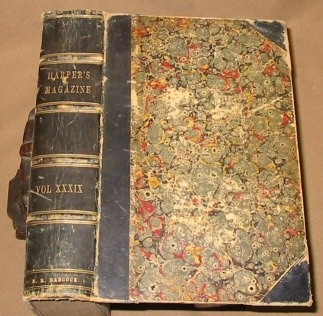 HARPER'S NEW MONTHLY MAGAZINE VOLUME LXVIII December 1883 to May 1884, None Found