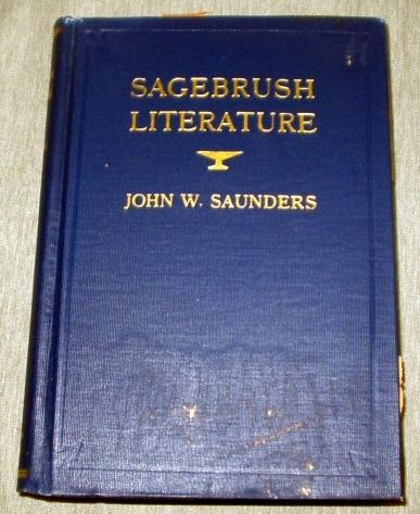 Image for SAGEBUSH LITERATURE