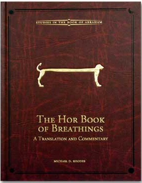 Image for The Hor Book of Breathings - A Translation and Commentary