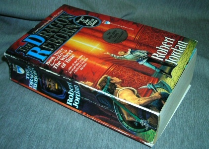 THE DRAGON REBORN, Jordan, Robert