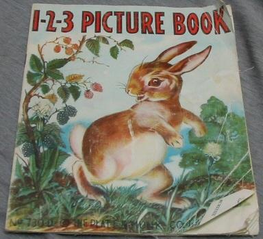 1-2-3 PICTURE BOOK
