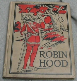 THE STORY OF ROBIN HOOD, Unknown