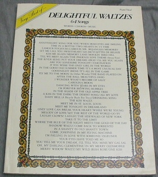 VERY BEST OF...DELIGHTFUL WALTZES - 64 Songs