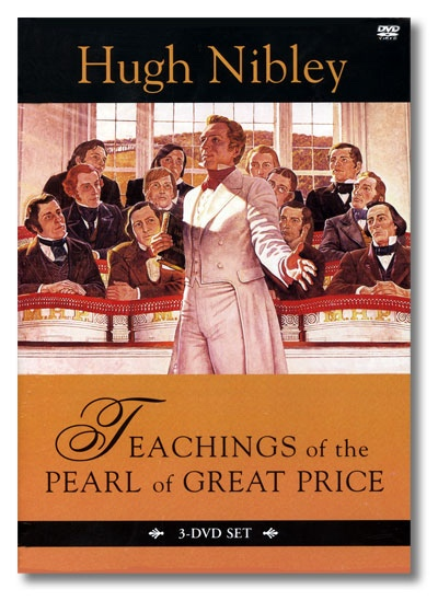 Teachings of the Pearl of Great Price - By Hugh Nibley (On DVD), Nibley, Hugh