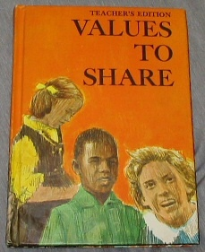 VALUES TO SHARE -, Arnspiger, V. Clyde & James A. Brill & W. Ray Rucker; Nuhn, John