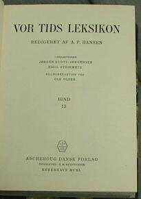 Image for VOR TIDS LEKSIKON
