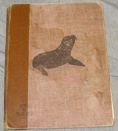 FLIPPER, A SEA LION, Black, Irma Simonton
