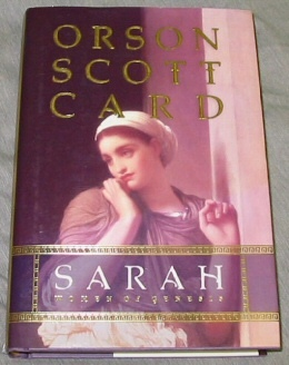 SARAH - Women of Genesis, Card, Orson Scott