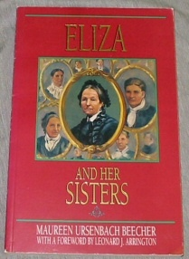 ELIZA AND HER SISTERS, Beecher, Maureen Ursenbach