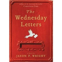 THE WEDNESDAY LETTERS - Audio CD, Wright, Jason F.