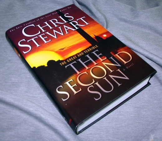 THE GREAT AND TERRIBLE - VOL 3 - The Second Sun, Stewart, Chris