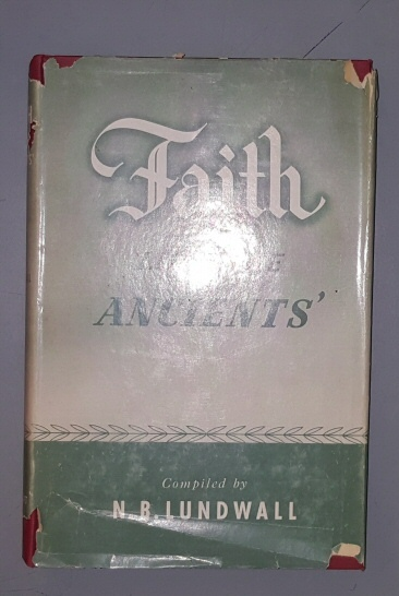 Faith Like the Ancients', Lundwall, N. B. (compiled by)