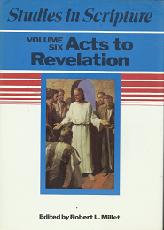 Image for Studies in Scripture : Acts to Revelation (Vol. 6)